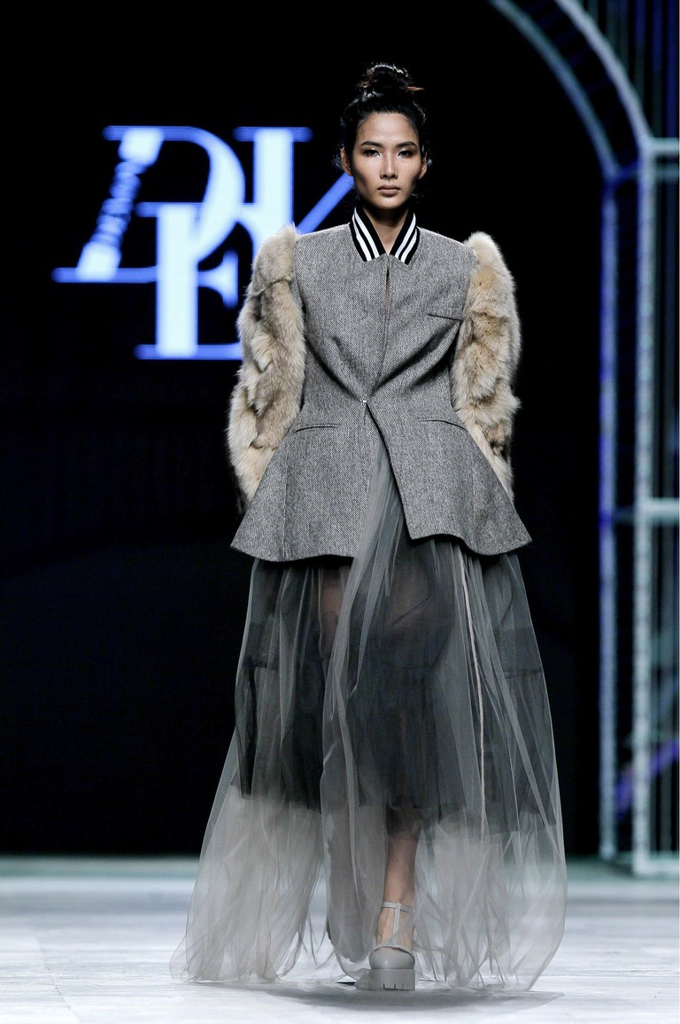 Vietnam International Fashion by Devon Nguyen | © Week Luong Thai Linh/Epa/REX/Shutterstock