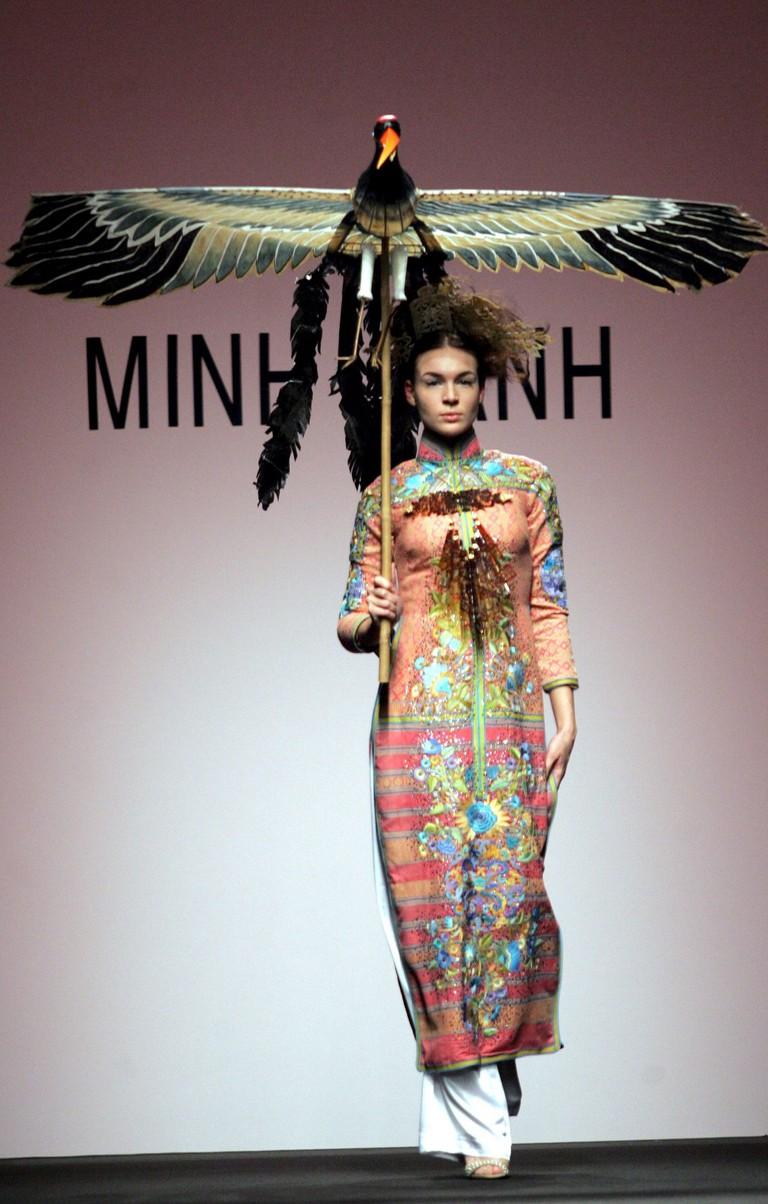 Dang Thi Minh Hanh Design| © Fabio Campana/Epa/REX/Shutterstock
