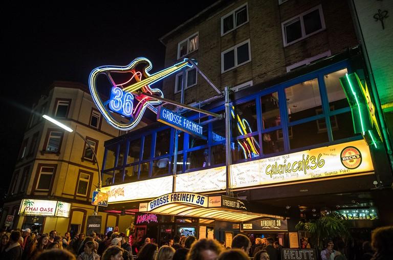 Impressions from Reeperbahn Festival 2017, Hamburg, Germany - 23 Sep 2017
