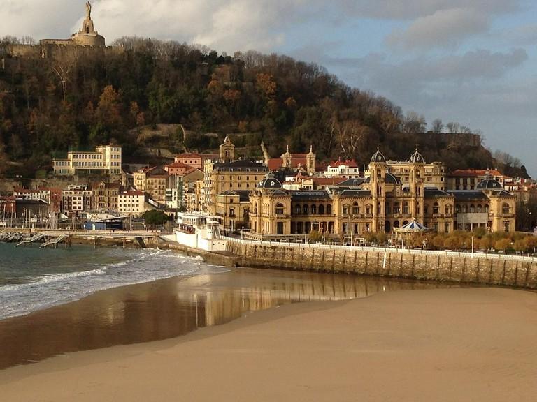 The old port of San Sebastián CC0 Pixabay