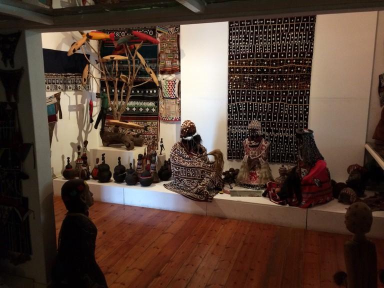 Sangomas or witch doctors at Phansi Museum |© Phansi Museum