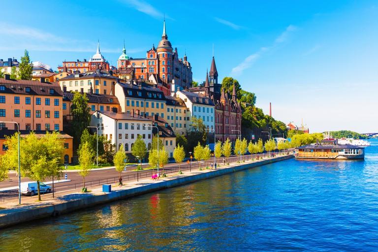 Old Town, Stockholm   © Scanrail1 / Shutterstock