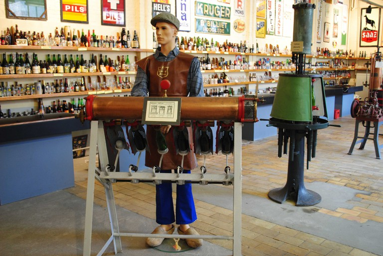 Schaerbeek Beer Museum | Courtesy of Schaerbeek Beer Museum