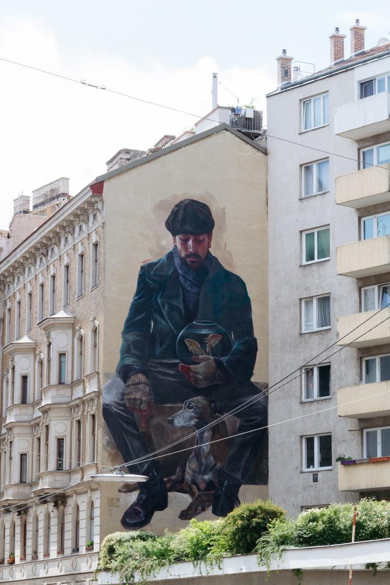 Inoperable-Vienna Street Art-Vienna-Austria