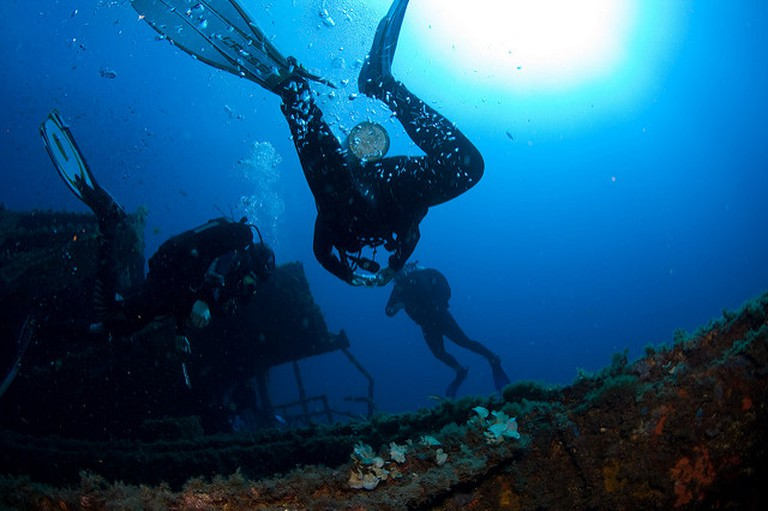 Scuba Sardinia © Roland Schmidlin/Flickr