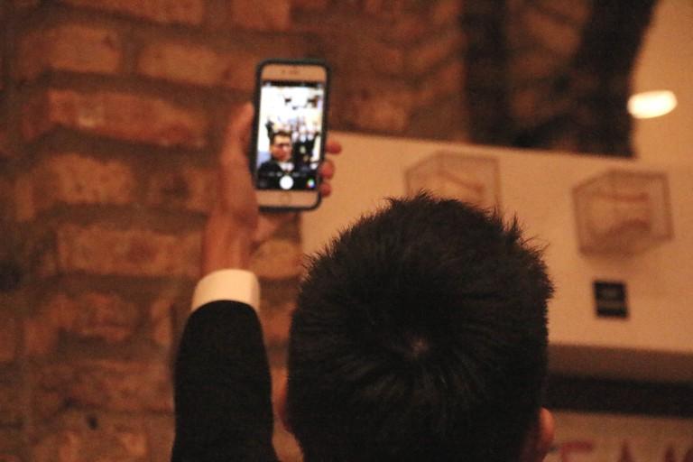 Selfie shot | © Channing Wu / Flickr