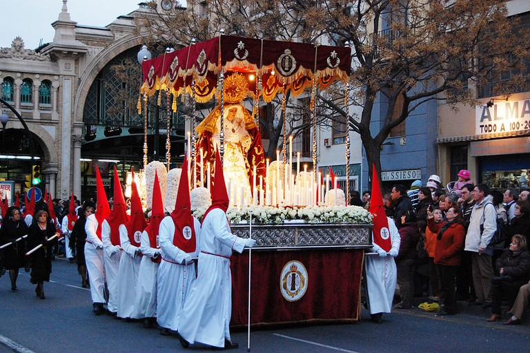 Semana Santa Spain | ©Willtron / Wikimedia Commons