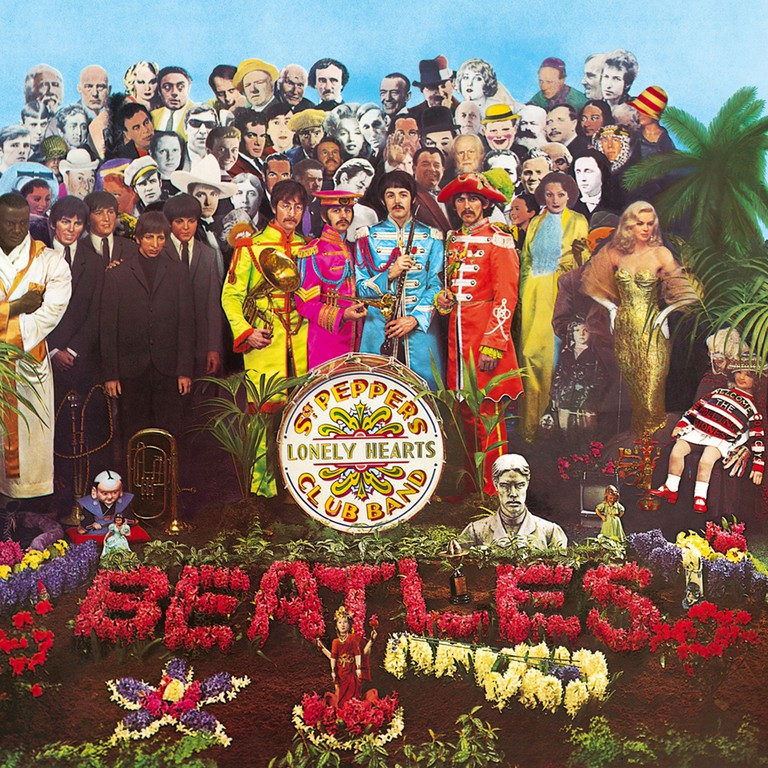 The album came out in 1967 | © Parlophone