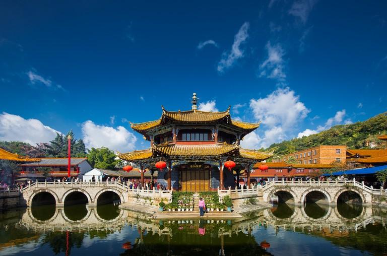 Yuan Tong Temple | © optionm/ Shutterstock