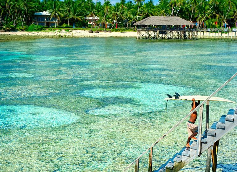 Siargao Island, Philippines | © joyfull/Shutterstock