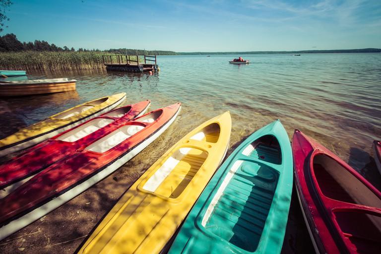 Goldopiwo Lake | © Shutterstock