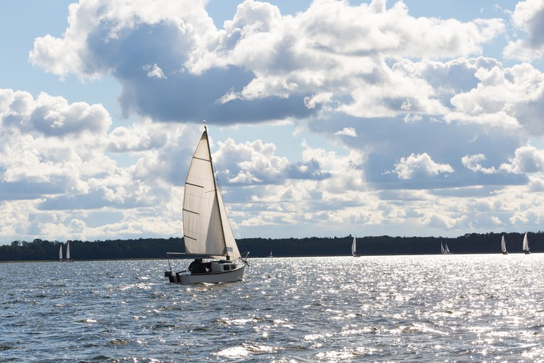 Mamry Lake | © Shutterstock