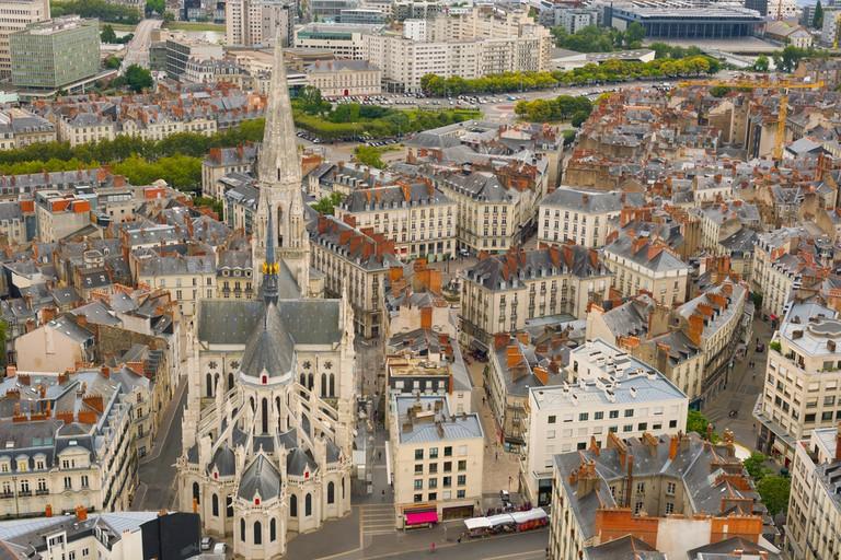 Nantes| © SergiyN / Shutterstock