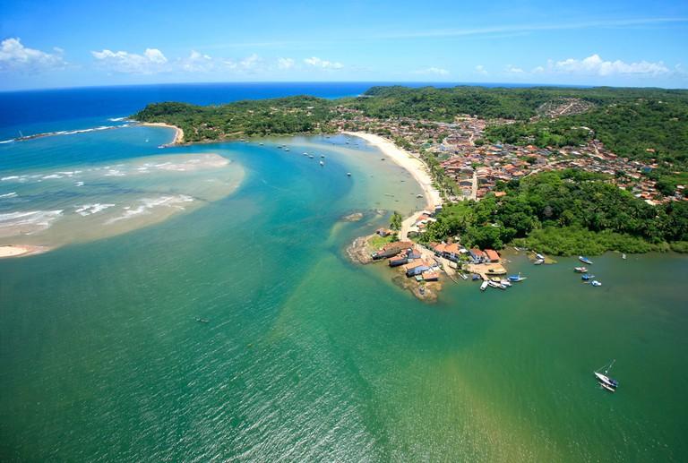 Itacare Bahia Brazil  ©Edmario Nogueira Santos/Shutterstock