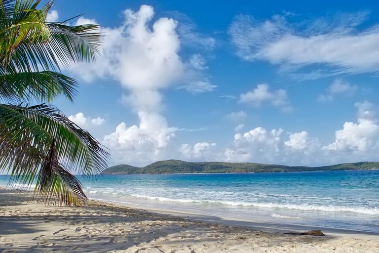 Zoni Beach Culebra Puerto Rico | © Cesar Zapata-Lozada/Shutterstock