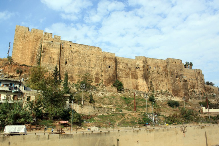 Citadel, Tripoli