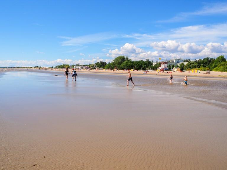 Parnu Beach   ©Aleksei Zhludov/Shutterstock