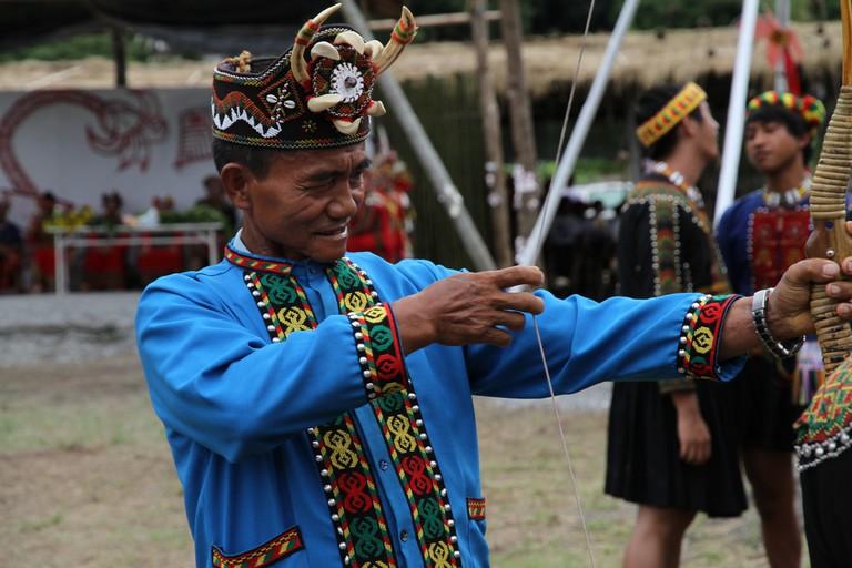 Rukai man during Harvest Festival | © Dagobah Pictures / Shutterstock