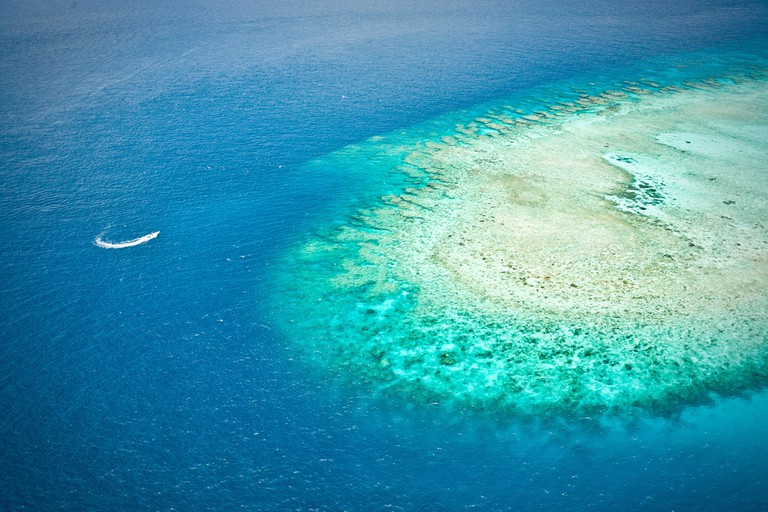 Lusancay Islands   ©Janelle Lugge / Shutterstock