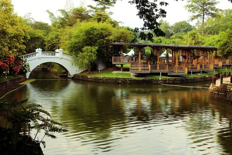 Botanical Lake Garden, Kuala Lumpur