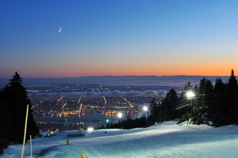 On top of Grouse Mountain | © Lijuan Guo / Shutterstock