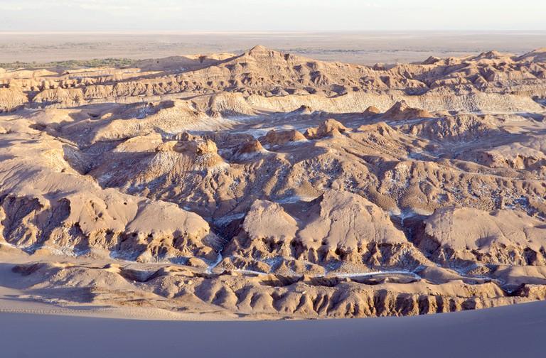 Kari Gorge, Atacama Desert, Chile | © Chiyacat/Flickr