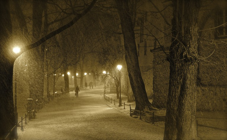 Snowing in Kraków | © Lauri Heikkinen/Flickr