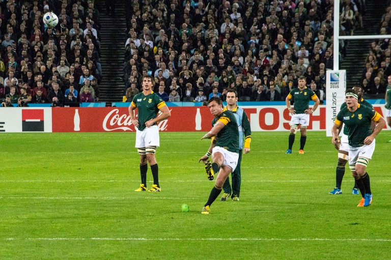 South Africa vs Argentina 2015 Rugby World Cup