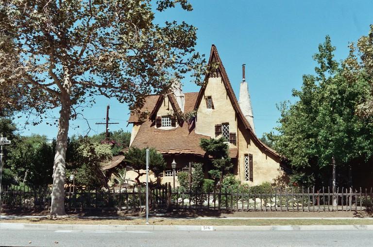The Spadena House|©Alan Light/Flickr