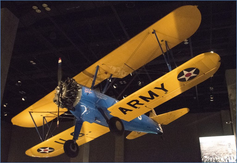 Spirit of Tuskegee Aircraft
