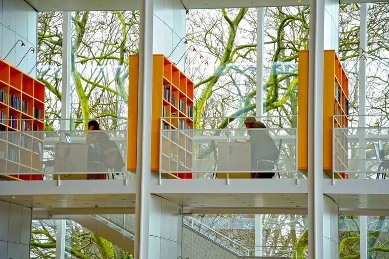 Malmö City Library | ©Maria Eklind / Flickr