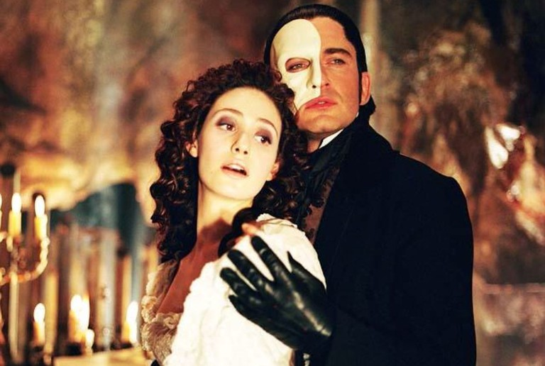 Still from the Phantom of the Opera (2004) │ Courtesy of Joel Schumacher Productions, Odyssey Entertainment, Really Useful Films, and Scion Films