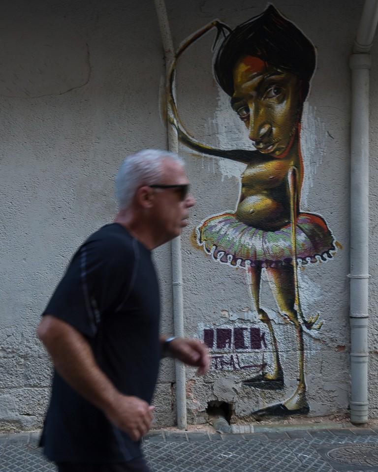 Tel Aviv is rife with great street art | Flavio~, Flickr