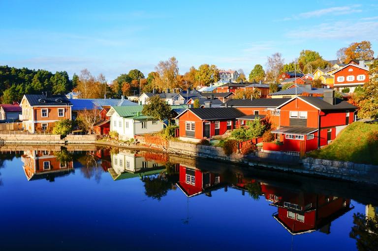 Finland | © Suratwadee Karkkainen / Shutterstock