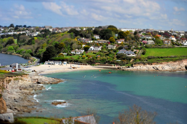 Swanpool beach, Falmouth   Courtesy of Falmouth Business Improvement District (BID)