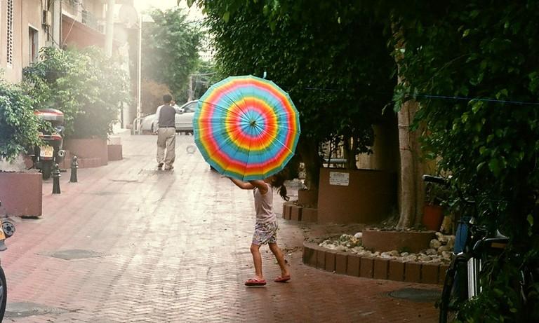 A small street in Tel Aviv's Yemenite Quarter   Beny Shlevich, Flickr