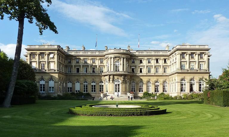 The Quai d'Orsay or the Ministère des Affaires étrangères │© Faxa / Wikimedia Commons