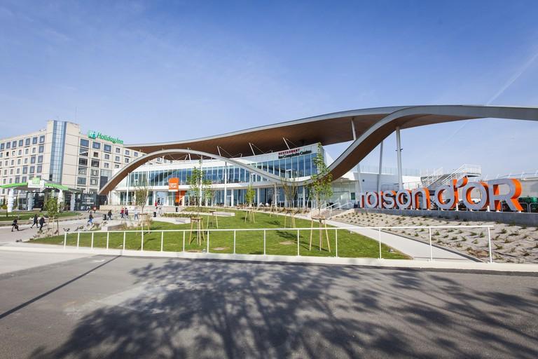 Toison d'Or shopping center ©TDO Dijon/Wikicommons
