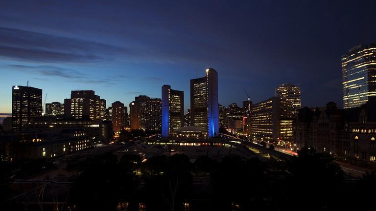 New City Hall | © Mycatkins/ Flickr