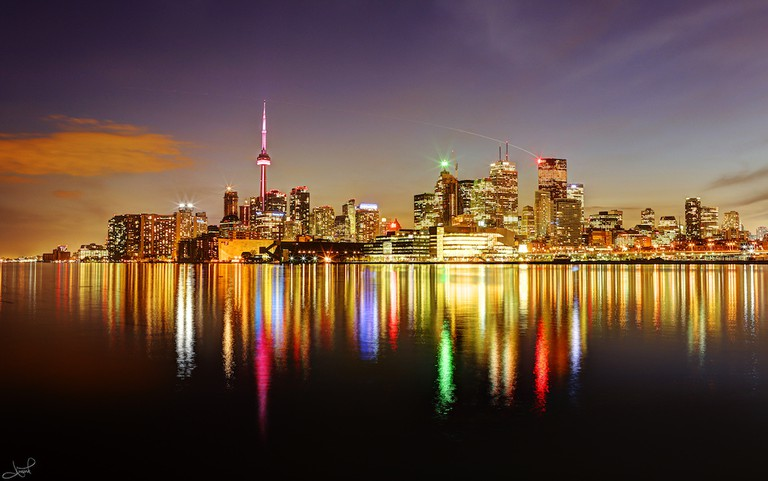Toronto from the water   © tsaiproject/ Flickr