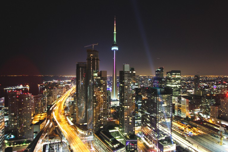 Toronto Skyline | © allen / Flickr
