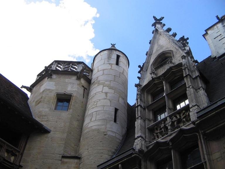 Hôtel Chambellan, Dijon ©Alchemique/Wikicommons