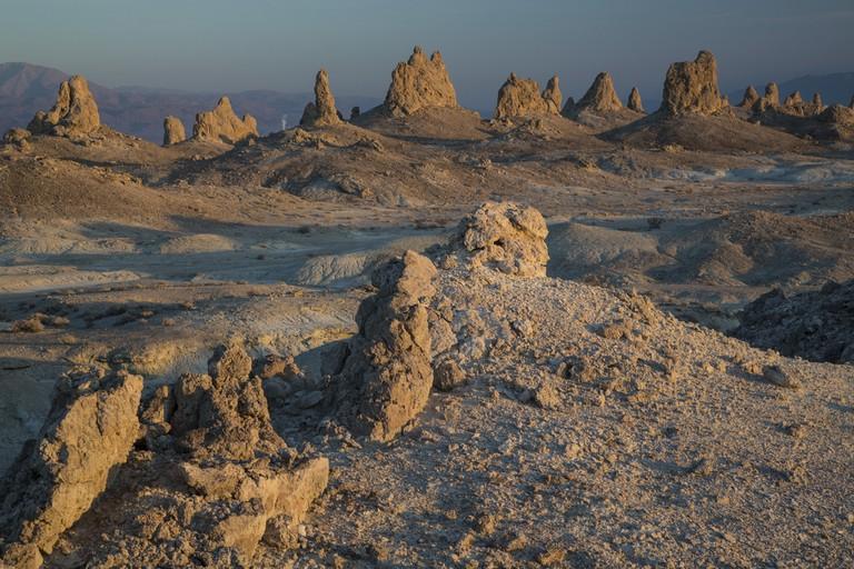 Trona Pinnacles|©Bob Wick, Bureau of Land Management