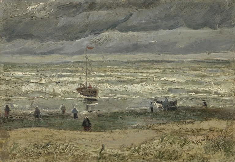 Vincent van Gogh: View of the Sea at Scheveningen, 1882 | © the Van Gogh Museum, Amsterdam
