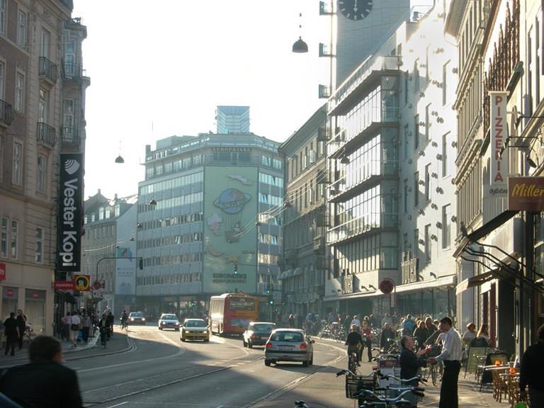 Vesterbrogade   © Rasmus Riemann / Wikimedia Commons