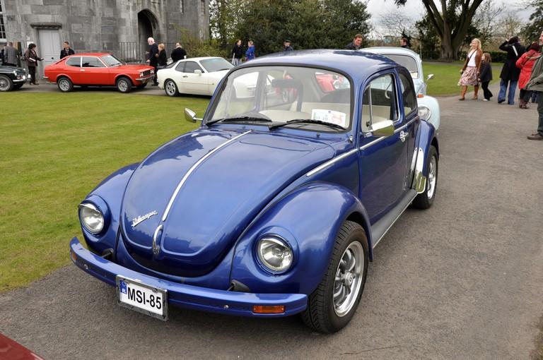 Volkswagen Beetle © Oxyman/Wikimedia CC