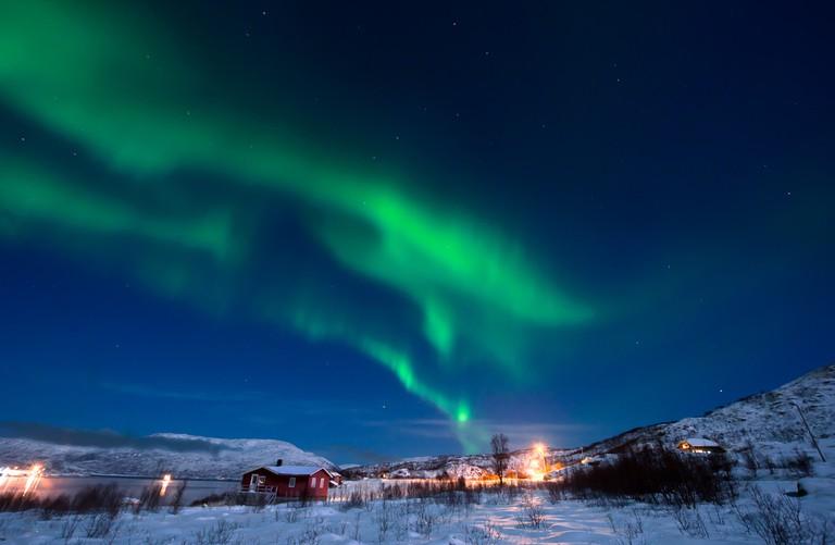 Swedish Lapland   © ZinaidaSopina / Shutterstock