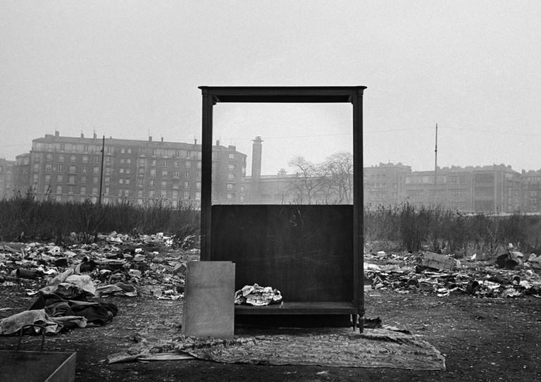 # 0190 - Clignancourt, Paris 1955 / PR │© Christer Strömholm / Strömholm Estate