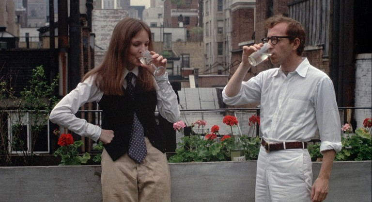 Diane Keaton and Woody Allen | © United Artists