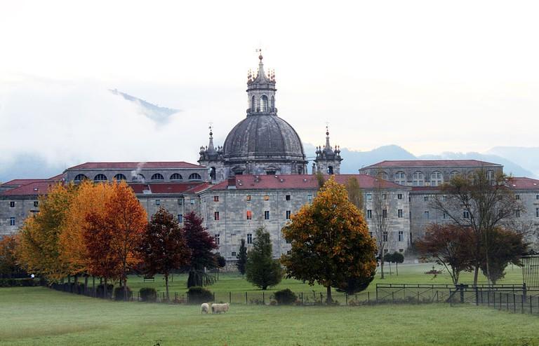 Casa de Loyola (Azpeitia), Basque Country | ©MauricioBurbanoA / Wikimedia Commons